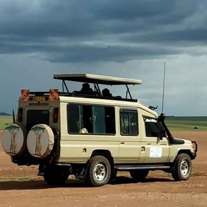 Affordable Land Cruiser for hire