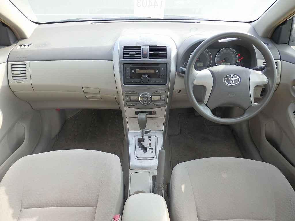 Toyota Axio For Hire Nairobi Kenya