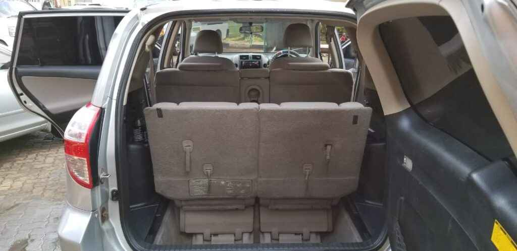 Nissan x trail for hire Nairobi