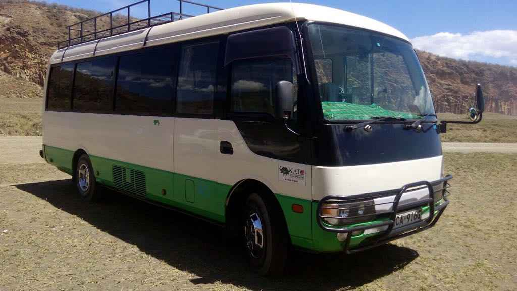 Rosa bus for hire Nairobi