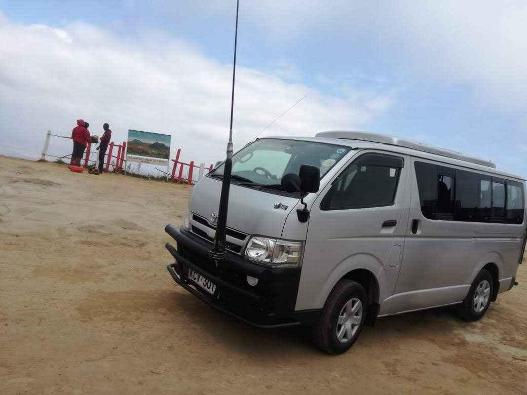 Nairobi Park Tour Van
