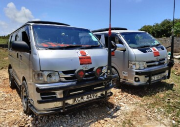 Van Car Hire Nairobi
