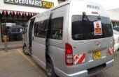 best vans for hire Nairobi