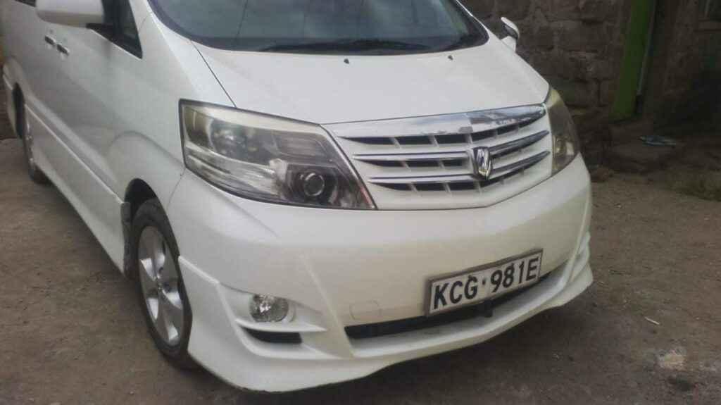 Executive cars for hire Nairobi Kenya