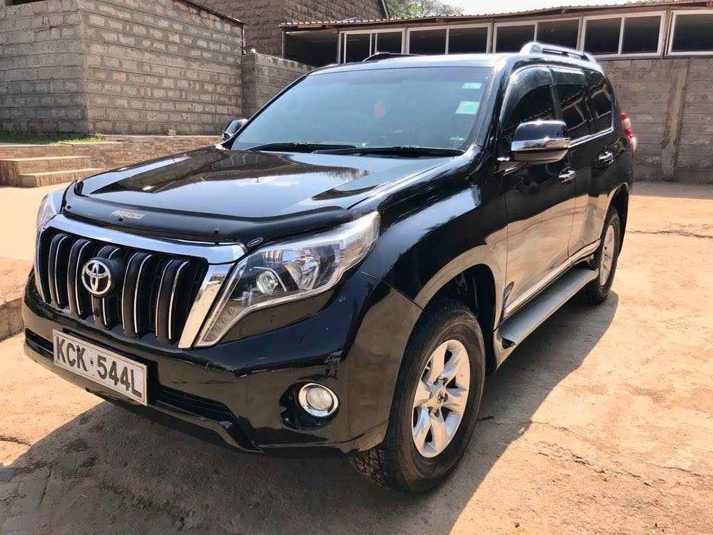 prado for hire nairobi
