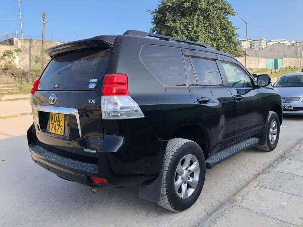 prado new car hire nairobi