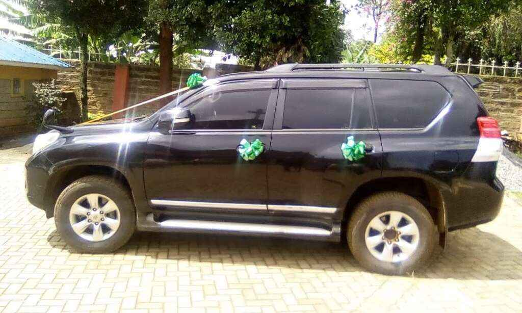 Bridal Cars For Hire Nairobi