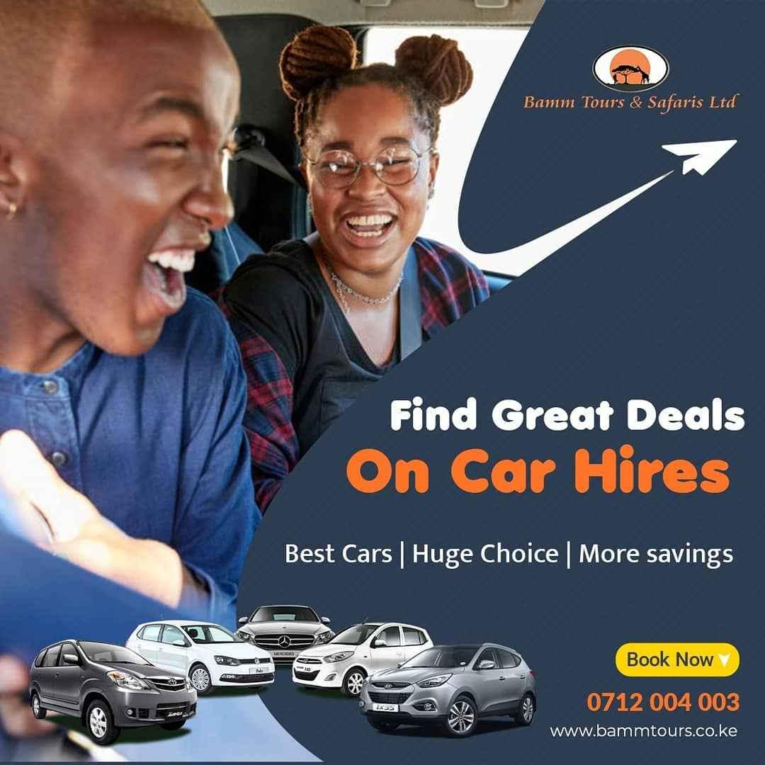 Advantages of chauffer driven VS self-drive car rental Kenya