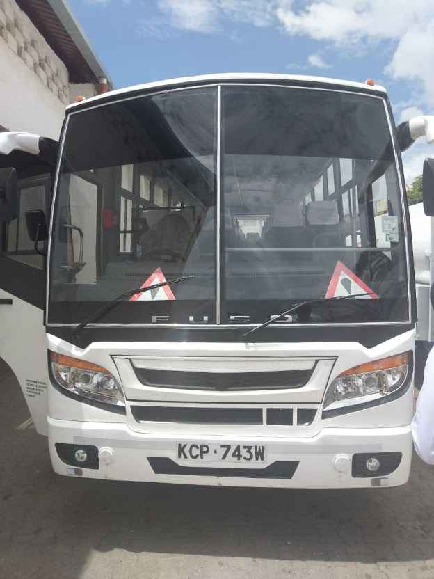 50 seater bus For Hire Nairobi