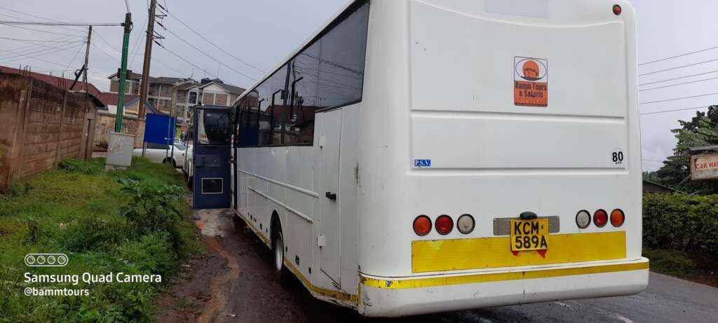 44 seater bus for hire Nairobi
