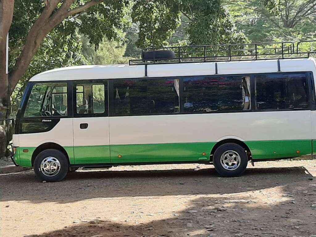 rosa bus 25 seater bus