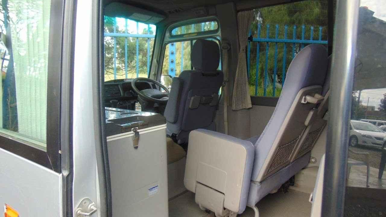 Tour Bus For Hire Nairobi