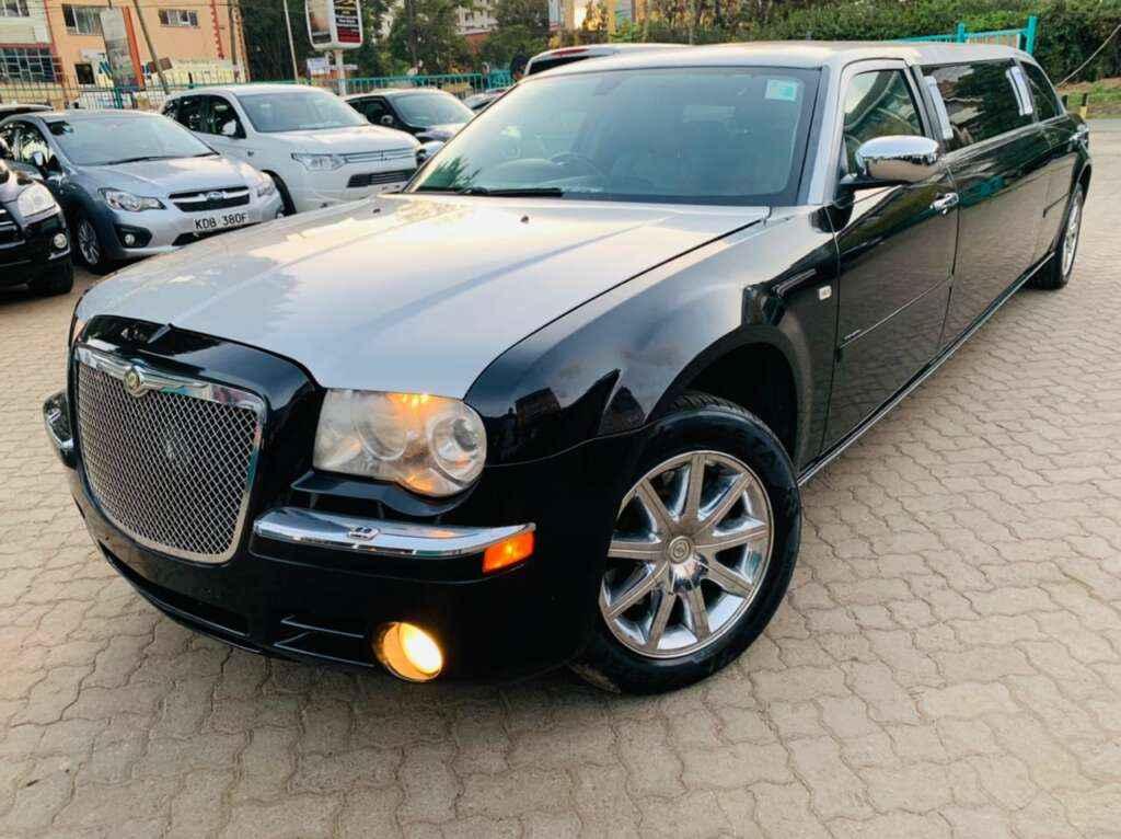 Limousine For Hire Nairobi Kenya