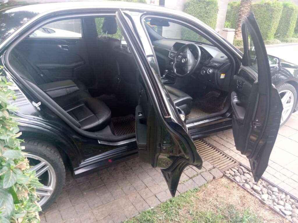 Nairobi Car hire Services