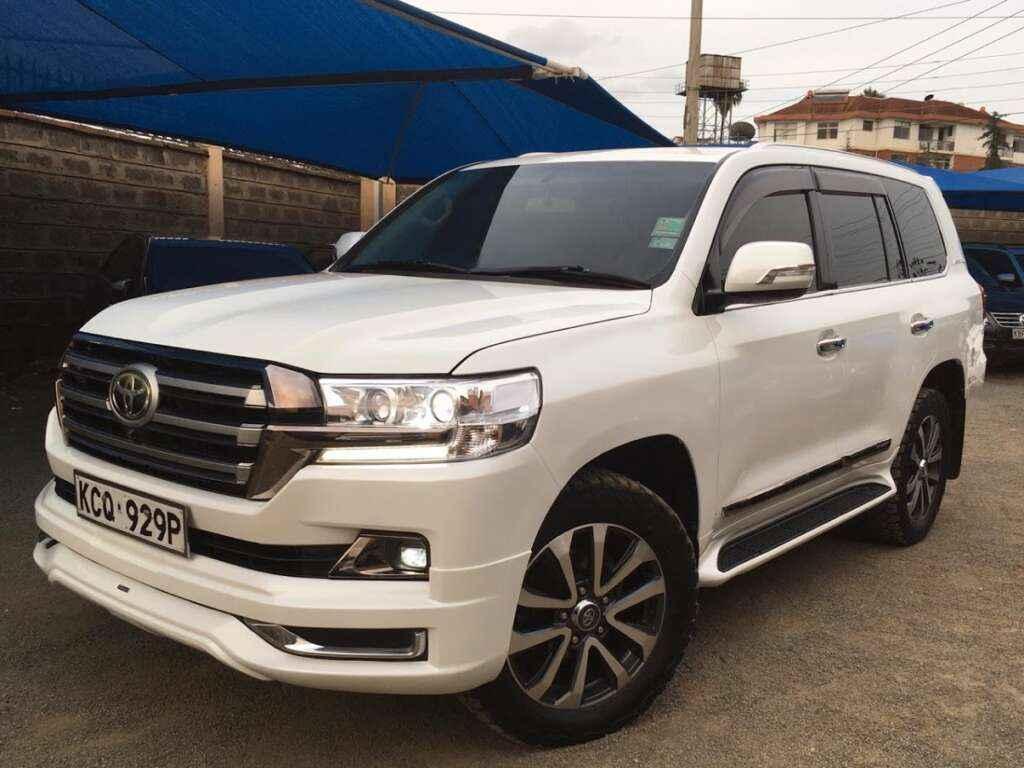 V8 for hire Nairobi