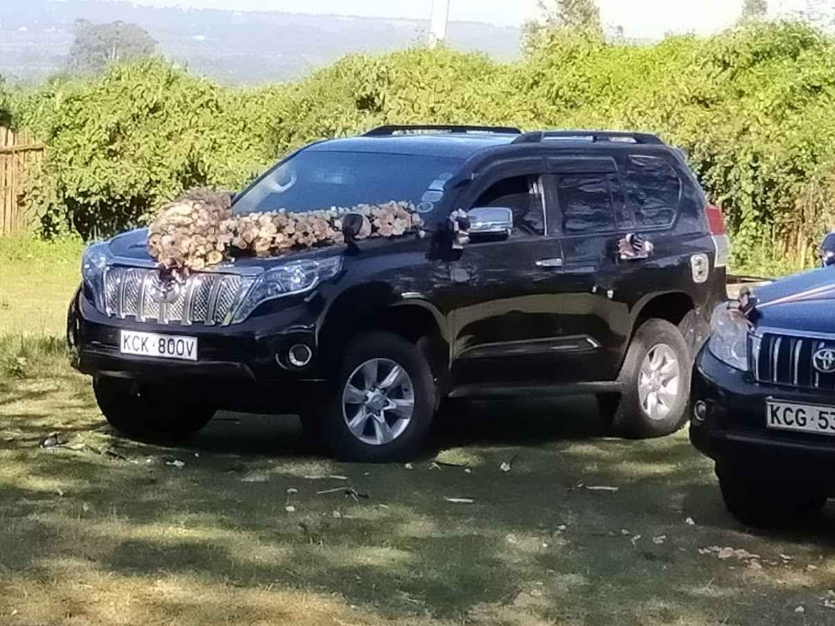 Wedding Vehicles for hire
