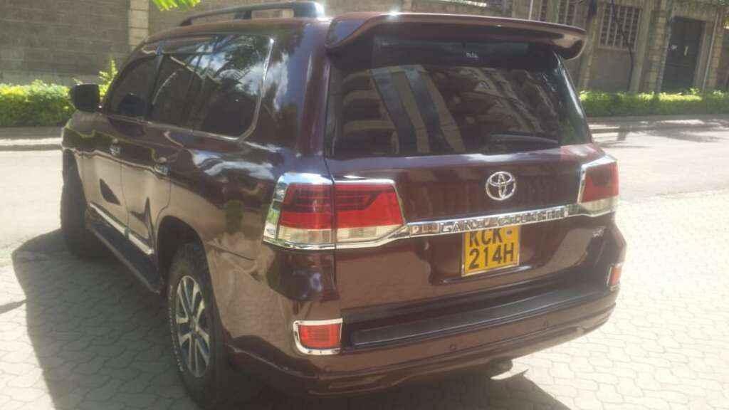 Executive cars for hire Kenya