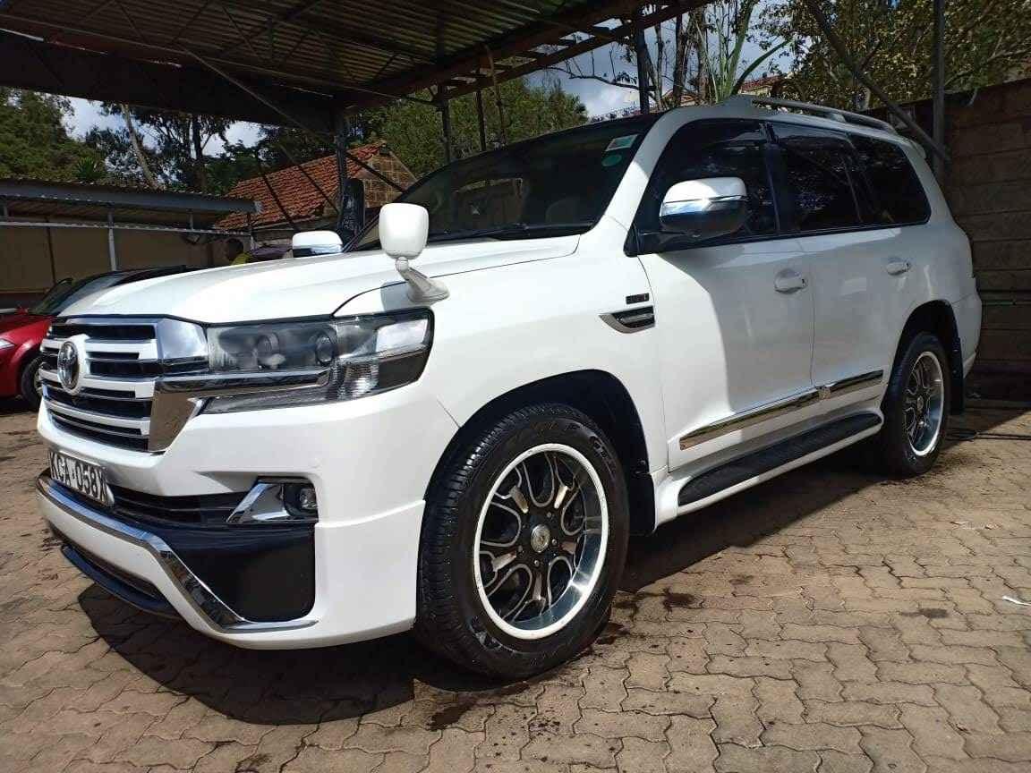 Luxury Car Hire Nairobi