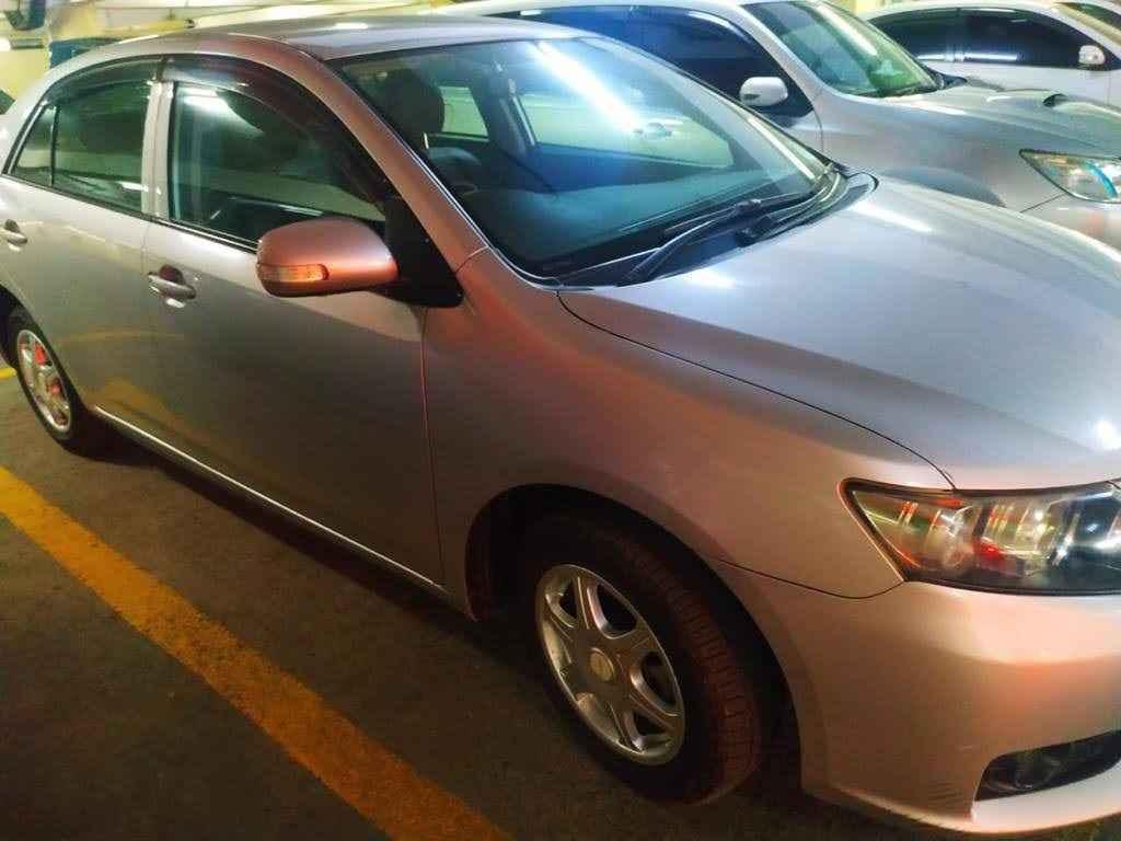 Toyota Allion For Hire Nairobi