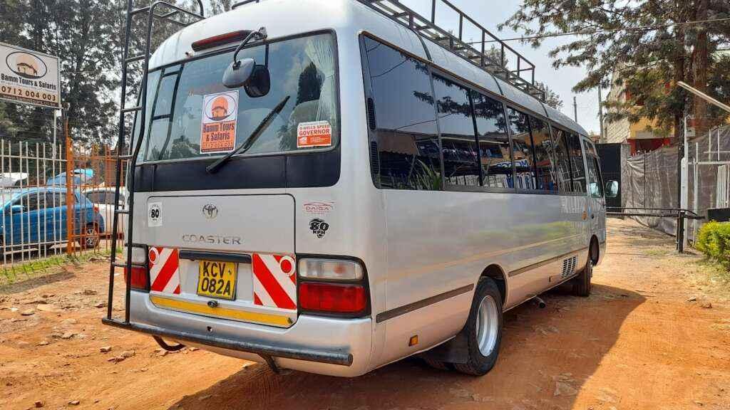 Minibus Hire Nairobi