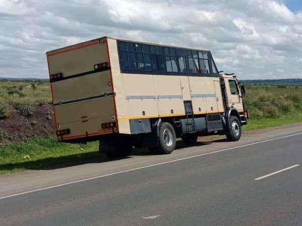 Overland Kenya