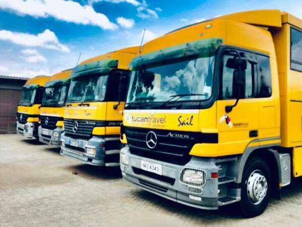 Overland buses for hire Kenya