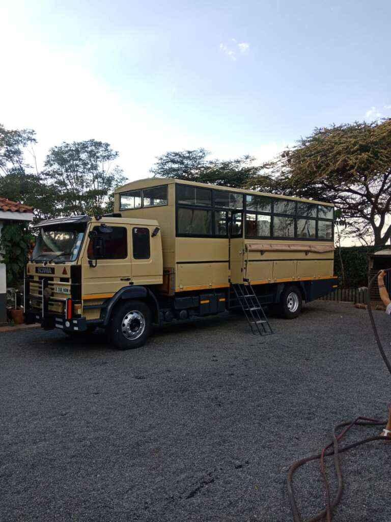 Overland for hire Kenya