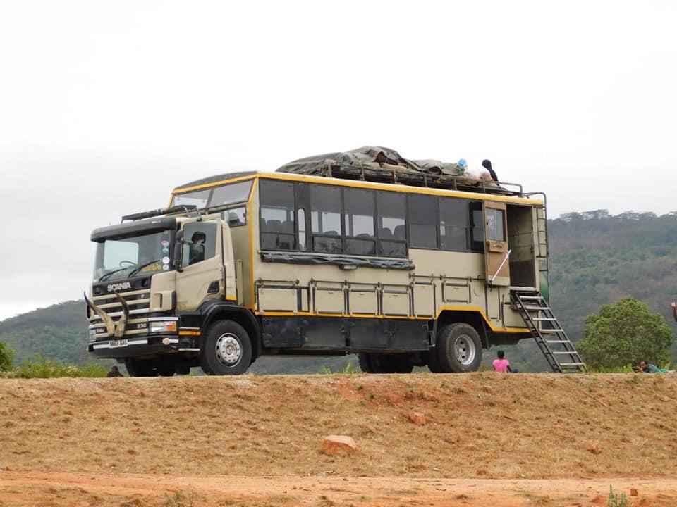 Overland Truck Hire Nairobi