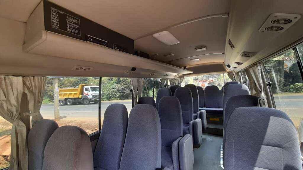 Shuttle hire Nairobi