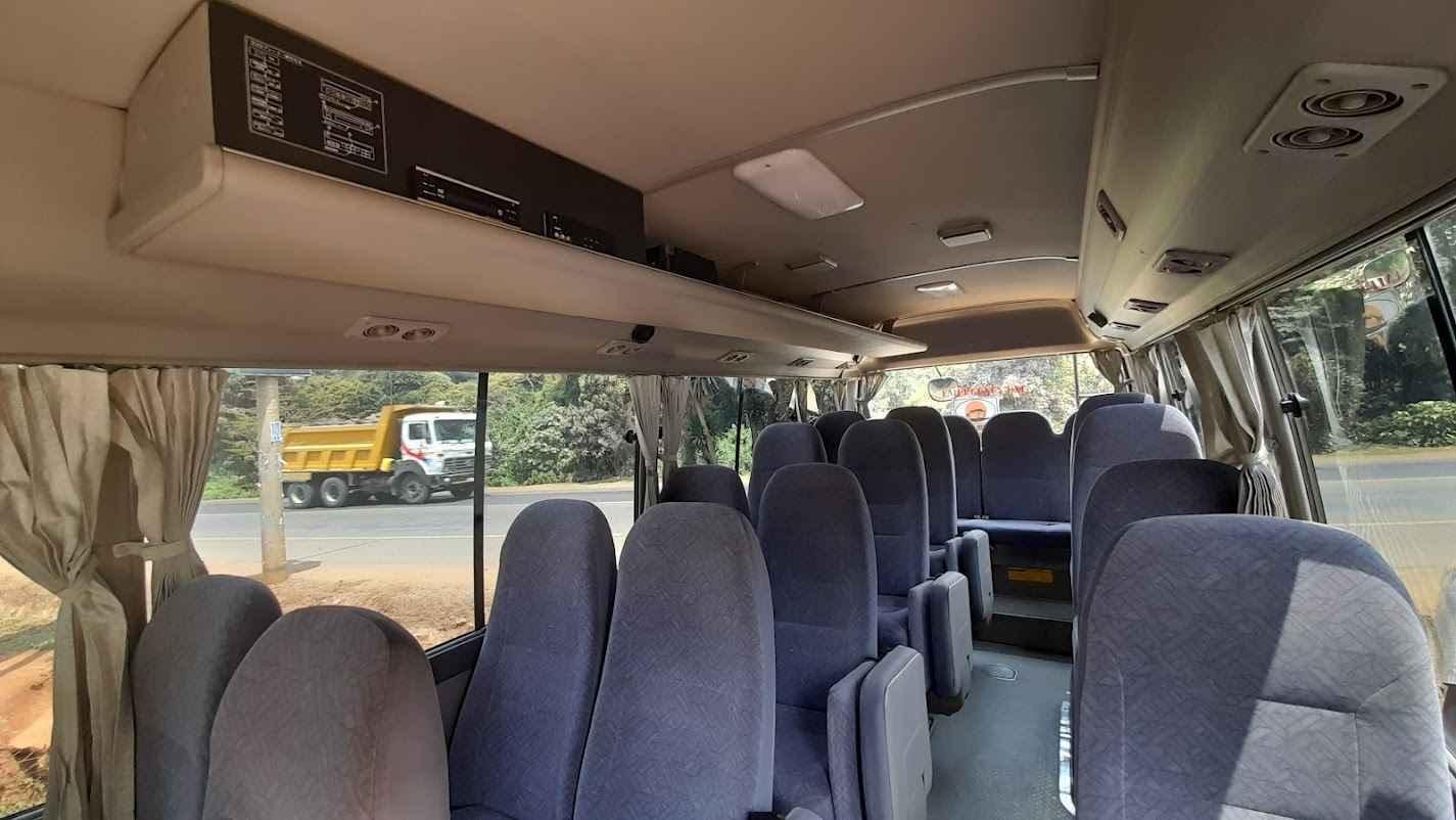 Shuttle Bus for Hire Nairobi