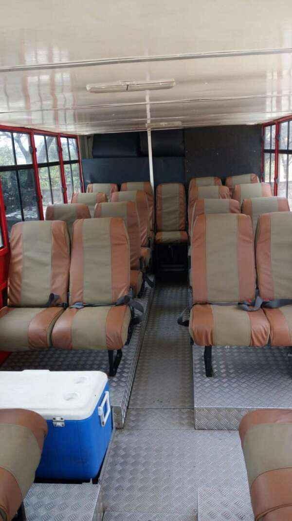 overland truck for rent Nairobi
