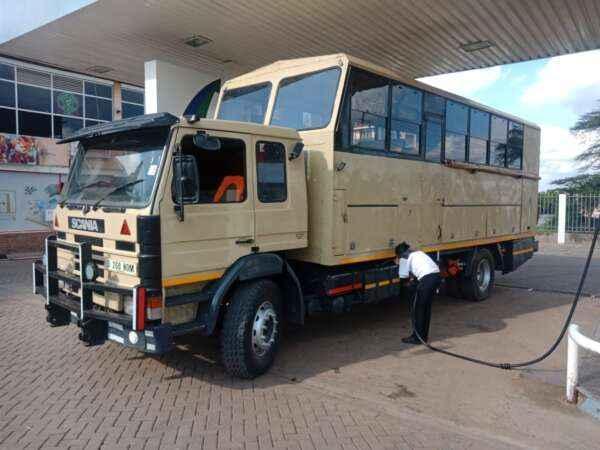 tour truck for hire Nairobi
